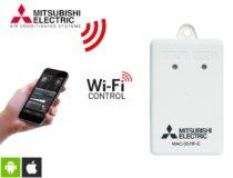WI-FI VMESNIK za klimatske naprave Mitsubishi RAC/PAC in TC